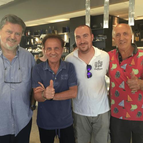 Galliano VIP e Budini 11