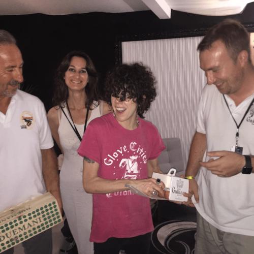Galliano VIP e Budini 19