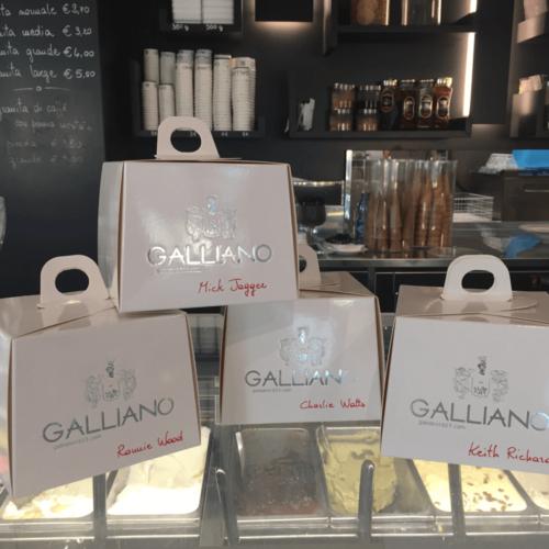 Galliano VIP e Budini 24
